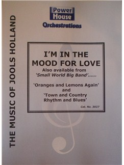 Jimmy McHugh: I'm In The Mood For Love Books | Big Band & Concert Band