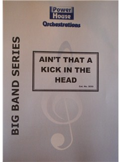 Robbie Williams: Ain't That A Kick In The Head Books | Big Band & Concert Band