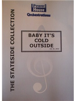 Frank Loesser: Baby It's Cold Outside Books | Big Band & Concert Band