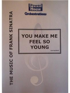 Josef Myrow: You Make Me Feel So Young Books | Big Band & Concert Band
