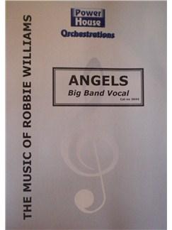 Robbie Williams: Angels Books | Big Band & Concert Band