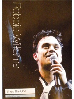 Robbie Williams: She's The One Books   Big Band & Concert Band
