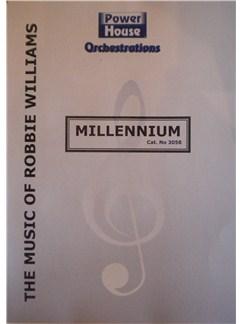 Robbie Williams: Millennium (Arr. Shaun Byrne) Books | Big Band & Concert Band