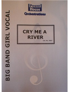 Arthur Hamilton: Cry Me A River Books | Big Band & Concert Band
