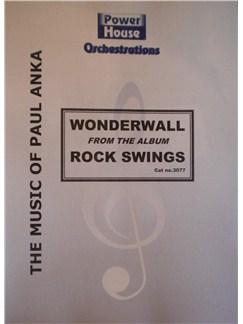 Noel Gallagher: Wonderwall (Arr. Cy Payne) Books | Big Band & Concert Band