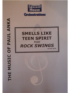 Kurt Cobain: Smells Like Teen Spirit Books | Big Band & Concert Band