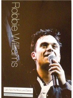 Robbie Williams: Let's Face The Music And Dance (Big Band) Books | Big Band & Concert Band