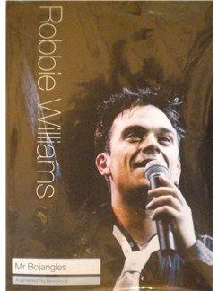 Robbie Williams: Mr Bojangles Books | Big Band & Concert Band