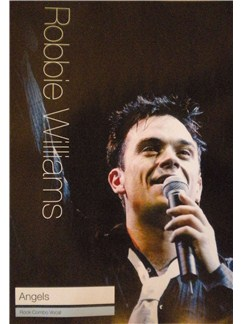 Robbie Williams: Angels Books | Big Band & Concert Band