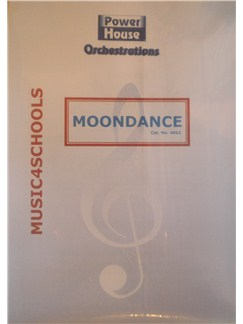 Van Morrison: Moondance Books | Big Band & Concert Band