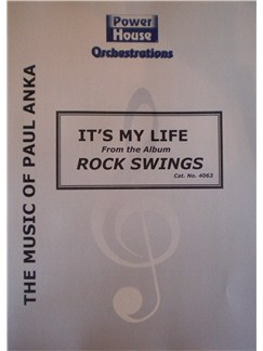 Bon Jovi: It's My Life Books | Big Band & Concert Band