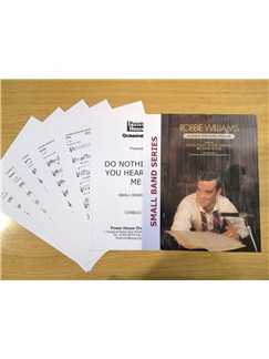 Robbie Williams: Do Nothin' Till You Hear From Me Books | Big Band & Concert Band