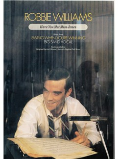 Robbie Williams: Have You Met Miss Jones (Arr. Cy Payne) Books | Big Band & Concert Band