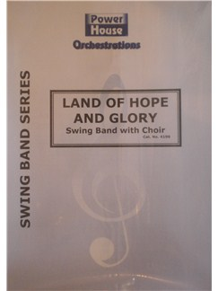 Arr. Cy Payne: Land Of Hope And Glory Books | Big Band & Concert Band