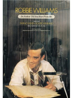Robbie Williams: Do Nothing Till You Hear From Me (Arr. Cy Payne) Books | Big Band & Concert Band