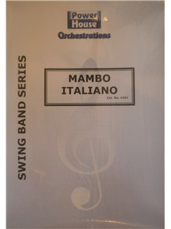 Arr. Cy Payne: Mambo Italiano Books | Big Band & Concert Band