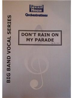 Bob Merrill/Jule Styne: Don't Rain On My Parade Books | Big Band & Concert Band