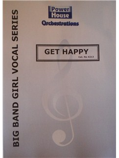 Judy Garland: Get Happy (Arr. Cy Payne) Books | Big Band & Concert Band