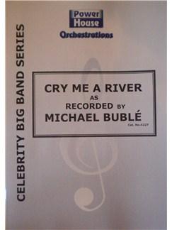 Arthur Hamilton: Cry Me A River Books | Big Band & Concert Band