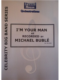 Leonard Cohen: I'm Your Man (Arr. Cy Payne) (Michael Buble) Books | Big Band & Concert Band