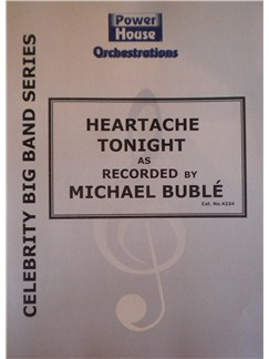 The Eagles: Heartache Tonight (Arr. Cy Payne) Books | Big Band & Concert Band