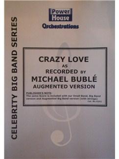 Van Morrison: Crazy Love (Arr. Cy Payne) Books | Big Band & Concert Band