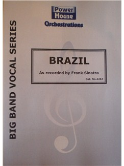 Frank Sinatra: Brazil (Cy Payne) Books | Big Band & Concert Band