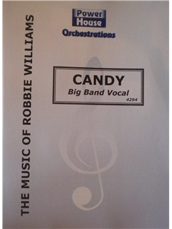 Robbie Willliams: Candy (Arr. Cy Payne) Books | Big Band & Concert Band