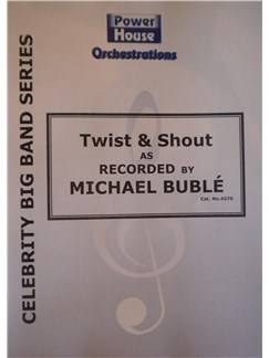 Michael Buble: Twist And Shout Books | Big Band & Concert Band