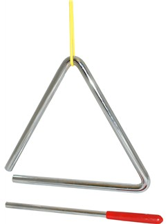 Percussion Plus: 6 Inch Triangle Instruments | Percussion