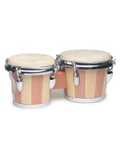 Percussion Plus: PP437 Budget Bongo Drums Instruments | Bongos