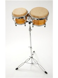 Percussion Plus: Bongo Stand  | Percussion, Bongos