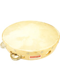 Percussion Plus: 10 Inch Tambourine Instruments | Percussion