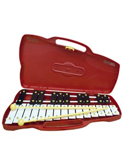 Percussion Plus: Junior Glockenspiel Instruments | Glockenspiel