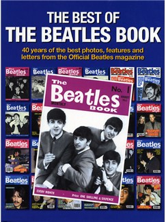 The Best Of The Beatles Book Books |