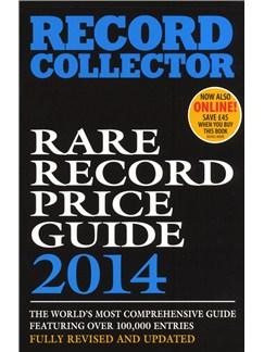 Record Collector: Rare Record Price Guide 2014 Books |