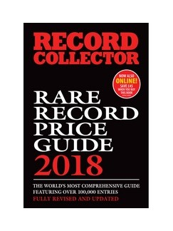 Record Collector: Rare Record Price Guide - 2018 Edition Books |