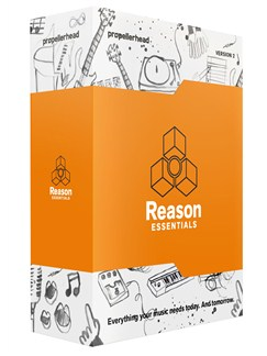 Propellerhead: Reason Essentials 2 CD-Roms / DVD-Roms |