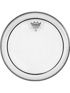 Remo: Pinstripe Clear Drum Head - 8"