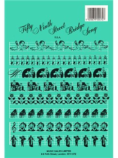 Fifty-Ninth Street Bridge Song (Feelin' Groovy) Books | 2 Soprano, Alto