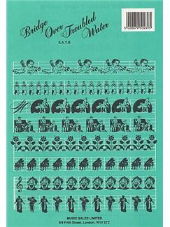 Simon And Garfunkel: Bridge Over Troubled Water (SATB) Books   SATB, Piano Accompaniment