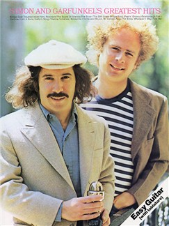 Simon And Garfunkel's Greatest Hits (Easy Guitar) Books | Guitar Tab (with Chord Boxes)