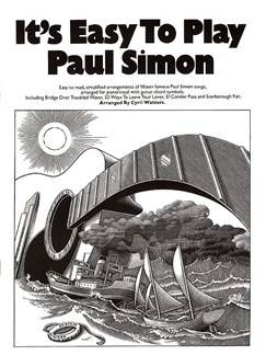 It's Easy To Play: Paul Simon Books | Piano and Voice, with Guitar chord symbols