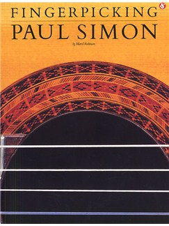Fingerpicking Paul Simon Books | Guitar Tab, with chord symbols