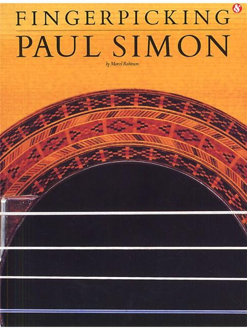 Fingerpicking Paul Simon - Guitar Tab Sheet Music - Sheet Music ...