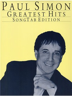 Paul Simon: Greatest Hits (Song Tab Edition) Books | Guitar Tab, with chord symbols