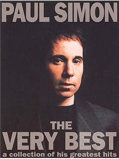 The Very Best Of Paul Simon Books | Piano and Voice, with Guitar chord boxes