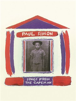 Simon Paul Songs From The Cape Man Books | Piano, Voice, Guitar
