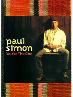 Paul Simon: You're The One Books | Piano and Voice, with Guitar chord boxes