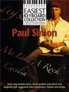 Easiest Keyboard Collection: Paul Simon Books | Keyboard